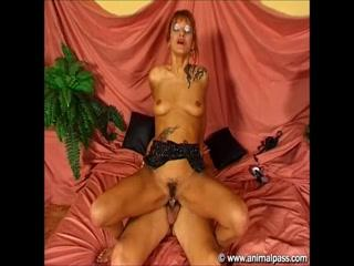 Amateur mature sex with dog - Dog porn